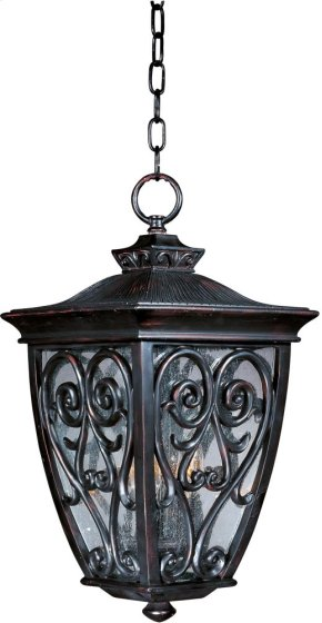 Newbury VX 3-Light Outdoor Hanging Lantern