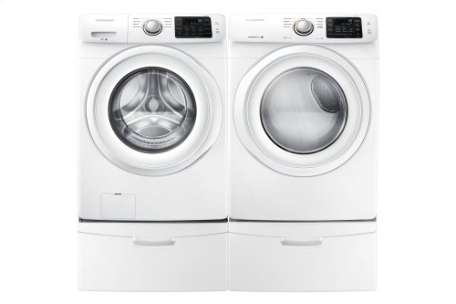 DV42H5000EW Electric Front-Load Dryer, 7.5 cu.ft