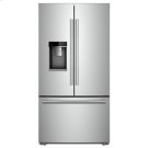 """RISE 72"""" Counter-Depth French Door Refrigerator with Obsidian Interior Product Image"""