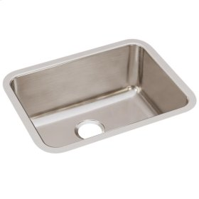 "Elkay Lustertone Classic Stainless Steel 23-1/2"" x 18-1/4"" x 10"", Single Bowl Undermount Sink"