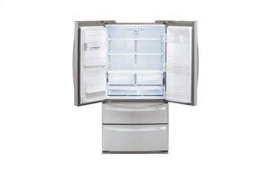 27 cu. ft. Ultra Capacity 4-Door French Door Refrigerator