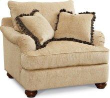 Portofino Chair (English Arm, Bun Foot)