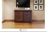 """50"""" TV Stand w/3 Drawer, 1 door w/2 shelves Product Image"""