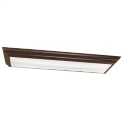 Chella Collection 4 Light Linear Ceiling Mount  Olde Bronze