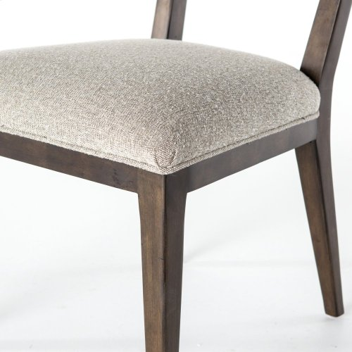 Honey Wheat Cover Jax Dining Chair