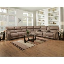 Fandango 3PC Reclining Sectional
