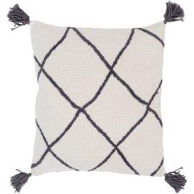 """Braith BRH-002 20"""" x 20"""" Pillow Shell with Polyester Insert"""