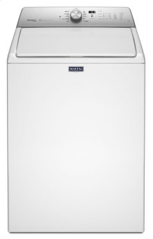 Extra-Large Capacity Washer with Steam Enhanced Cycles- 4.8 Cu. Ft.