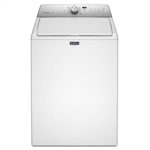 MAYTAGExtra-Large Capacity Washer with Steam Enhanced Cycles- 4.8 Cu. Ft.