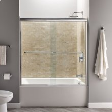 Studio 60x30 Tub Above Floor Rough With Built-In Apron - Right Drain  American Standard - Arctic