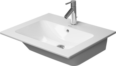 Me By Starck Furniture Washbasin Without Faucet Hole