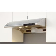 """36"""" Typhoon Undercabinet Hood with 850 CFM Blower, 6 Speed Levels"""
