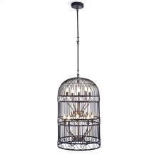 Large Bird Cage Chandelier