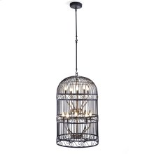 Large Bird Cage Chandelier