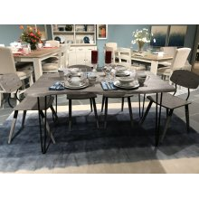 Nature's Edge Dining Chair-brushed Grey