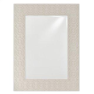 Alisa Wall Mirror - 45.75h x 34.5w x 1.25d