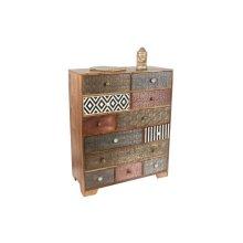 "Havana Multi Drawer Sideboard 36"" x 16"" x 43"""