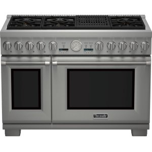 Thermador48-Inch Pro Grand® Commercial Depth Liquid Propane Range