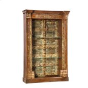 Drosh Bookcase with Door