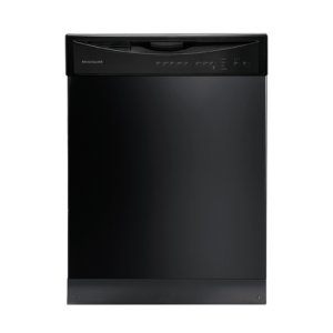 24'' Built-In Dishwasher - BLACK