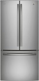 24.5 cu.ft. French Door Bottom-Mount, w/Factory Installed Icemaker Product Image
