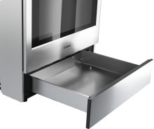 "800 Series 30"" Induction Slide-in Range 800 Series Stainless Steel HII8055C"