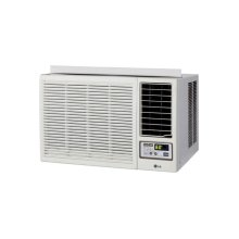 23,500 BTU Heat/cool Window Air Conditioner with remote