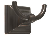 Markham Double Prong Robe Hook