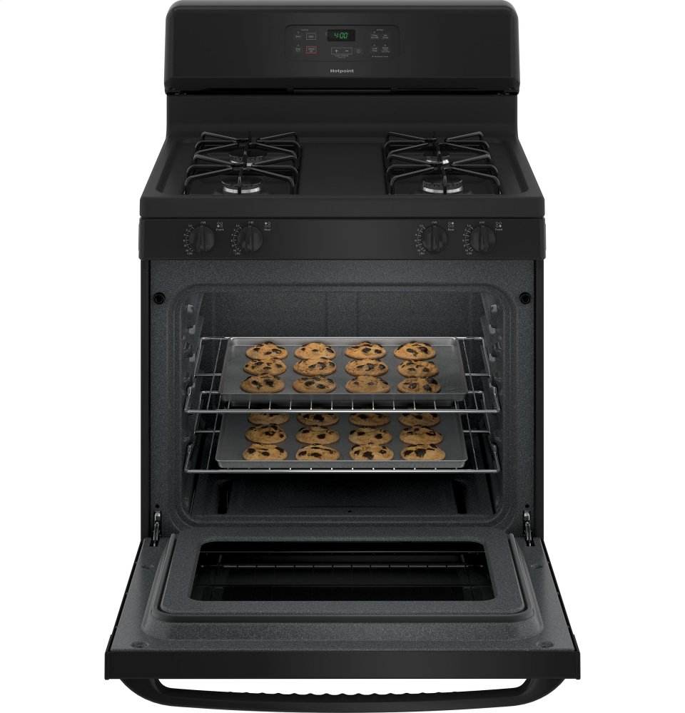 "30"" Free-Standing Standard Clean Gas Range Photo #5"