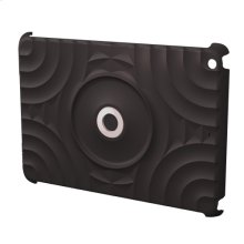 Black Multi-purpose magnetic system for iPad Air. Provides on-the-go capability.