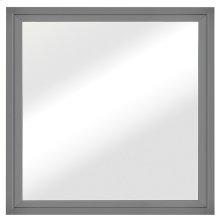 Wall Mirror  Black