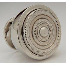 Antique Brass Knob
