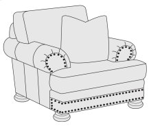 Foster Chair in Molasses (780)