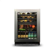 Signature 24-inch Dual-zone Outdoor Refrigerator / Wine Chiller