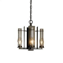 New Town 4 Arm Chandelier