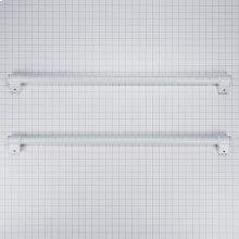 SxS Refrigerator Handle Kit, White