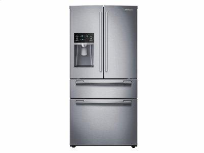 25 cu. ft. 4-Door French Door Refrigerator Product Image