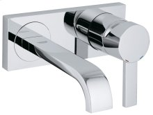 Allure Two-Hole Wall Mount Bathroom Faucet S-Size