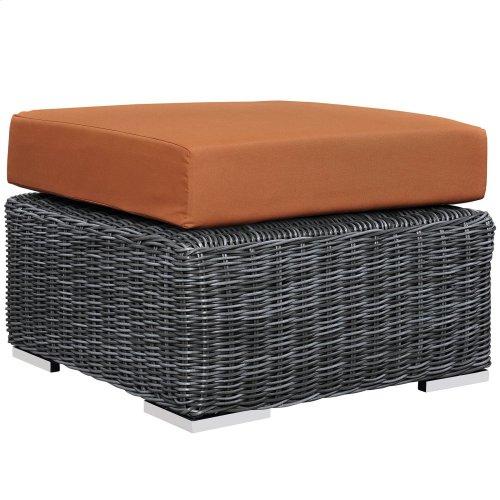 Summon 12 Piece Outdoor Patio Sunbrella® Sectional Set in Canvas Tuscan