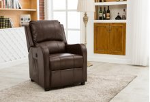 Denali Chocolate Brown Power Recliner