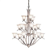 Dover Collection Dover 15 Light Multi Tier Chandelier - NI