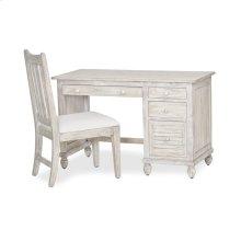 Desk & Chair Set with Cushion