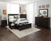 Kona Grove 5 Drawers and 1 Cabinet Chest Product Image