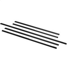Slide in Range Filler Kit - Black