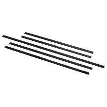 Slide in Range Filler Kit - Black