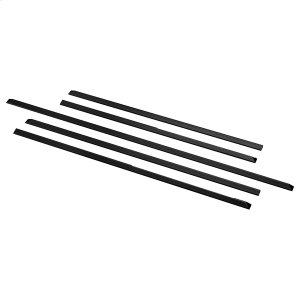 Slide in Range Filler Kit - Black -