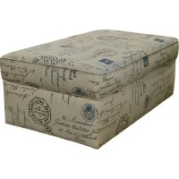 June Storage Ottoman 2A00-81 Product Image