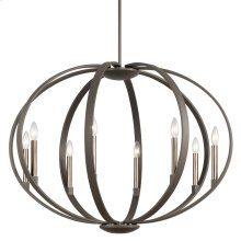 Elata Collection Elata 8 Light Chandelier/Pendant OZ