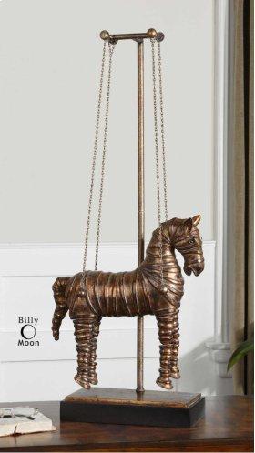 Stedman, Horse Sculpture