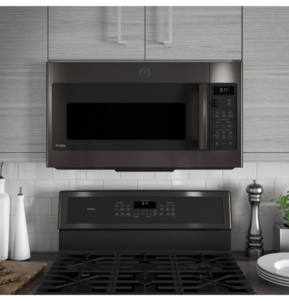 Ge Profile Tm Series 1 7 Cu Ft Convection Over